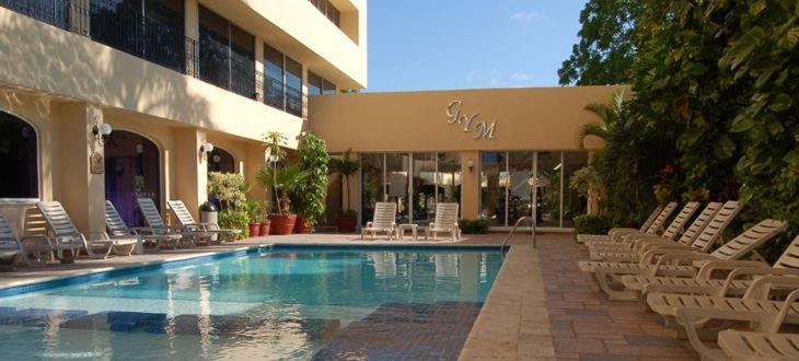 Hotel El Castellano En Merida Yucatan Mexico