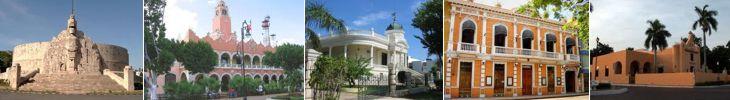 Hoteles para hospedaje familiar en merida yucatan mexico for Habitacion familiar merida